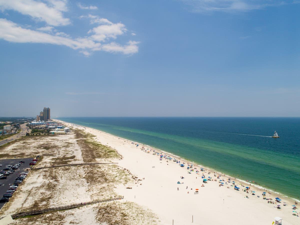 Gulf State Park - Alabama beaches