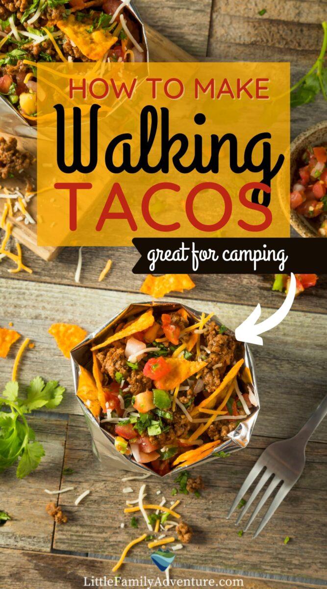 walking taco in a bag